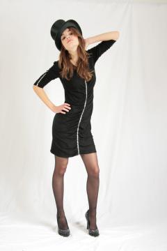 Jerseykleid: Grossbild