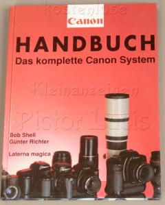 Verkaufe Das komplette Canon System