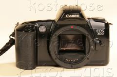 Verkaufe Canon EOS 500 Black