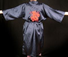 Kostüm - Morgenmantel Geisha