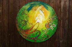 Verkaufe Acrylmalerei