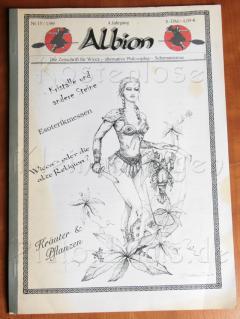 Verkaufe Wicca-Zeitschrift Albion