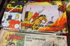 Verkaufe Sigurd-Hefte