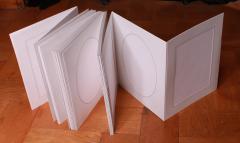 50 Passepartout Bogen