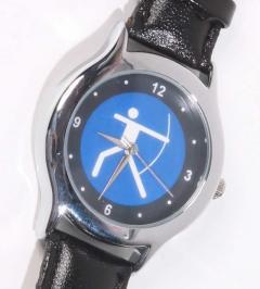 Uhr für Bogenschützen