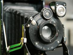 Balgenkamera 6x9 Zeiss IKONTA: Grossbild