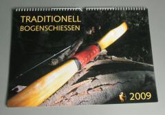 Verkaufe Traditionell Bogenschiessen Kalender 2009